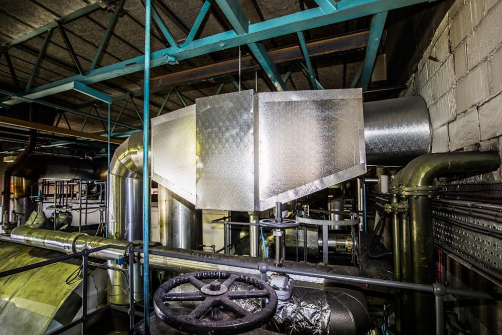 Thermtech Boiler Flue Gas Economisers