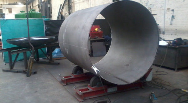 Creating bespoke pressure vessels for unique applications